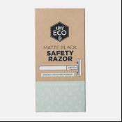 Ever Eco Safety Razor Matte Black 1 Pack