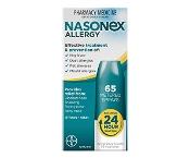 Nasonex Allergy Nasal Spray 65 Metered Sprays