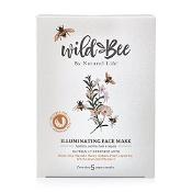 Wild Bee Illuminating Face Mask 5 Pack