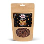 2Die4 Activated Organic Vegan Tamari Almonds 120g