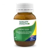 Quality Health Calm & Sleep 60 Capsules
