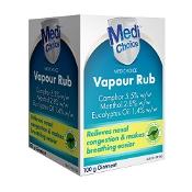 MediChoice Vapour Rub 100g