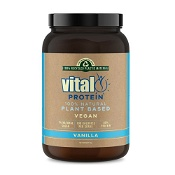 Vital Vegan Protein Powder Vanilla 1kg