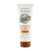 Key Sun Clear Zinke Vegan SPF50 100g