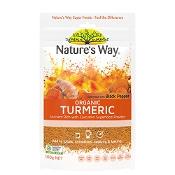Natures Way Superfood Organic Turmeric Powder 100g