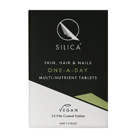 Qsilica One-a-day Skin, Hair & Nails 60 Tablets