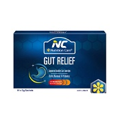NC by Nutrition Care Gut Relief 5g x 14 Sachets