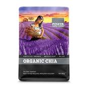 Power Super Foods Black Chia Seed Organic 950g