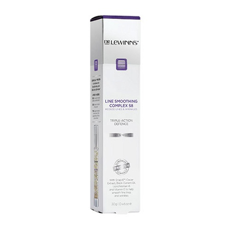 Dr Lewinns Line Smoothing Complex S8 Triple-Action Day Defence 30g