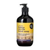 Simply Clean Lemon Myrtle Hand Soap 500ml