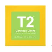 T2 Gorgeous Geisha Teabags 25 Pack