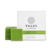 Tilley Guest Soap Coconut & Lime 4 x 50g