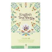 English Tea Shop Organic Wellness Tea Calm Me 20 Teabags