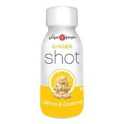 The Ginger People Ginger Shot Lemon Cayenne 60ml