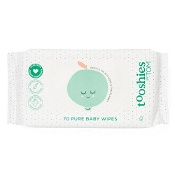 Tooshies by Tom Baby Wipes 99% Pure Water 70 Wipes