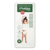 Tooshies by Tom Nappies Size 5 - Walker (13-18kg) 32 Pack