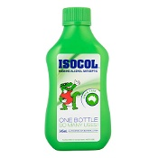 Isocol Antiseptic Rubbing Alcohol 345ml