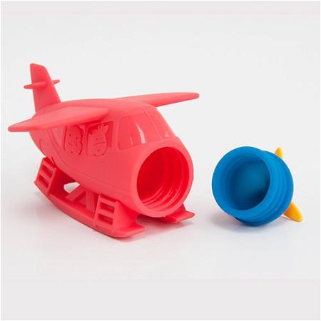 Marcus & Marcus Baby Silicone Bath Toy Sea Plane