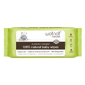 Wotnot Biodegradable Extra Large 70 Baby Wipes