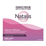 Natalis Pregnancy Support Vitamins & Minerals 100 Tablets