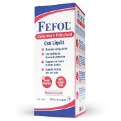 Fefol Daily Iron & Folic Acid 200ml