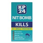 KP24 Nit Bomb Lice Treatment 50ml