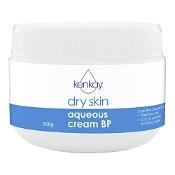 Kenkay Aqueous Cream B.P. Jar 500g