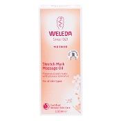 Weleda Stretch Mark Massage Oil 100ml (Expiry: November 2021, no refunds or exchanges)