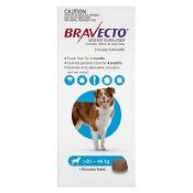 Bravecto Large Dogs 20-40kg 1 Chew