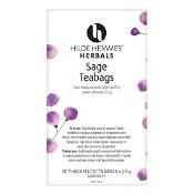 Hilde Hemmes Herbals Sage 30 Tea Bags