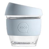 Joco 4oz Reusable Cup Vintage Blue