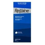 Regaine Mens Extra Strength Foam Hair Loss Treatment 60g