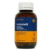 Habshifa Immune Q with Vitamin C & Zinc 120 Capsules