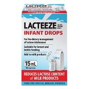 Lacteeze Infant Drops 15ml