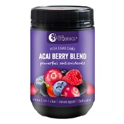 Nutra Organics Acai Berry Blend with Camu Camu 200g
