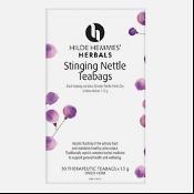 Hilde Hemmes Herbals Stinging Nettle 30 Tea Bags