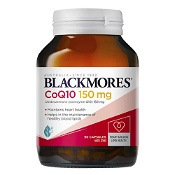 Blackmores CoQ10 150mg 90 Capsules