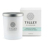 Tilley Scented Soy Candle Hibiscus Flower 240g