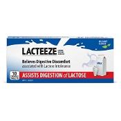 Lacteeze 10 Chewable Tablets