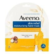Aveeno Skin Relief Moisturising Hand Mask 1 Pack