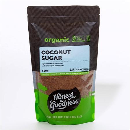 Honest to Goodness Organic Coconut Sugar 500g