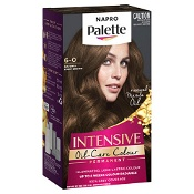 Napro Palette Hair Colour 6.0 Natural Light Brown by Schwarzkopf