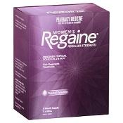 Regaine Womens Regular Strength Hair Loss Treatment 60ml x 3 Pack