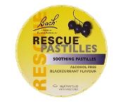 Bach Rescue Remedy Blackcurrant Pastilles 50g