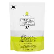 Bathefex Epsom Salt Foot Bath Eucalyptus & Peppermint 750g
