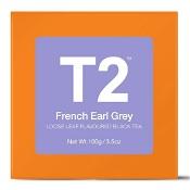 T2 Loose Leaf Tea French Earl Grey 100g