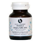 Hilde Hemmes Herbals Stinging Nettle 2000mg 60 Capsules