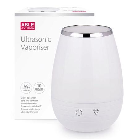 Able Ultrasonic Vaporiser
