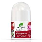 Dr Organic Pomegranate Deodorant Roll-On 50ml