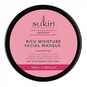 Sukin Rosehip Facial Masque 100ml